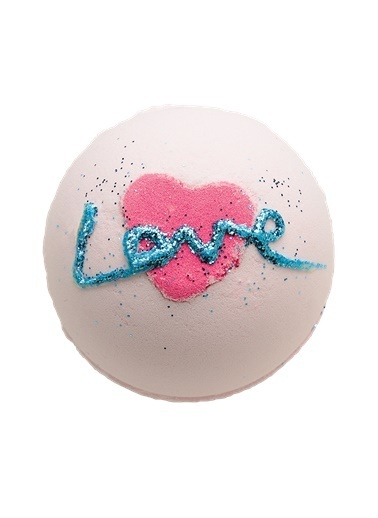 Bomb Cosmetics All You Need is Love Blaster 160g Renkli